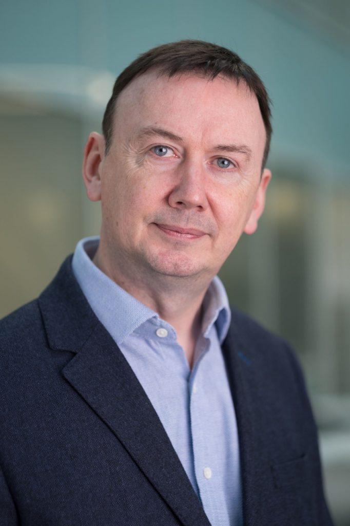 Anthony Rafferty, CEO Origo